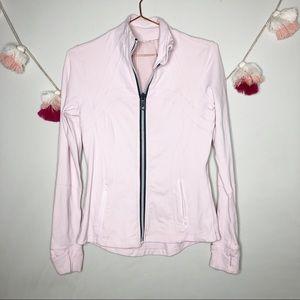 Lululemon Light Pink Zip Up Jacket   4